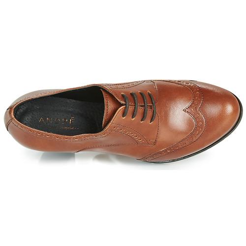 André MAESTRO Conhaque - Entrega gratuita- Sapatos Sapatos Mulher 72