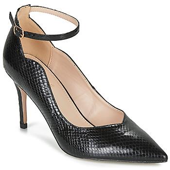 Sapatos Mulher Escarpim André LIDOO Preto