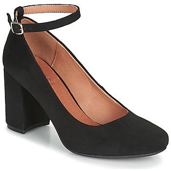 Sapatos Mulher Escarpim André LAURIA Preto