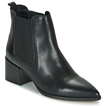 Sapatos Mulher Botas baixas André NINOU Preto