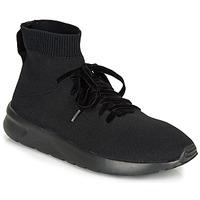 Sapatos Mulher Sapatilhas de cano-alto André BOGOTA Preto
