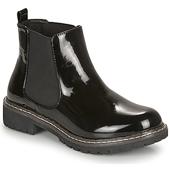 Sapatos Mulher Botas baixas André NOVA Preto