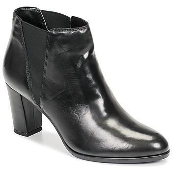 Sapatos Mulher Botas baixas André ELONA Preto