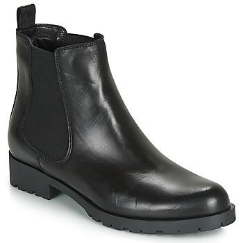 Sapatos Mulher Botas baixas André EMMA Preto
