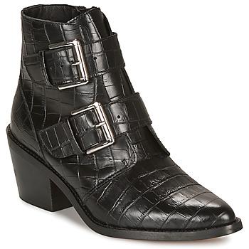 Sapatos Mulher Botins André NAPOLITA Preto
