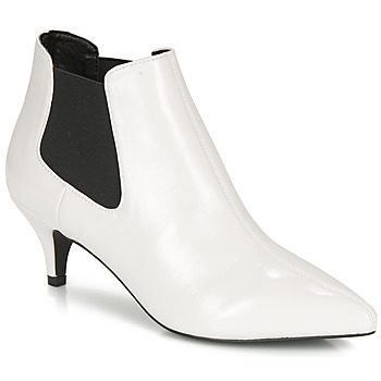 Sapatos Mulher Botins André LUCIANA Branco