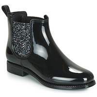 Sapatos Mulher Botas baixas André BULLE Preto