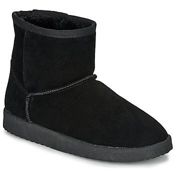 Sapatos Mulher Botas baixas André TOUSNOW Preto