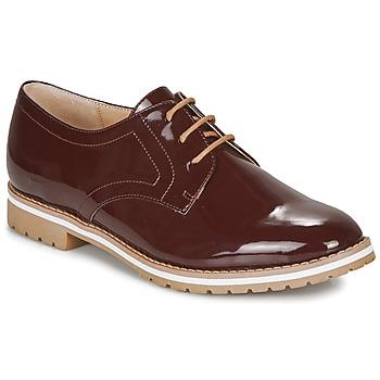 Sapatos Mulher Sapatos André CICERON Vermelho