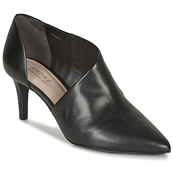 Sapatos Mulher Escarpim André LUCILE Preto