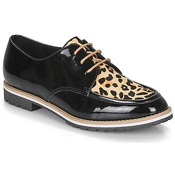 Sapatos Mulher Sapatos André CHARLELIE Leopardo