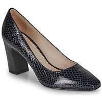 Sapatos Mulher Escarpim André L'INTUITIVE Marinho