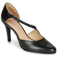Sapatos Mulher Escarpim André LUNA Preto