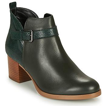 Sapatos Mulher Botins André PATTY 2 Verde