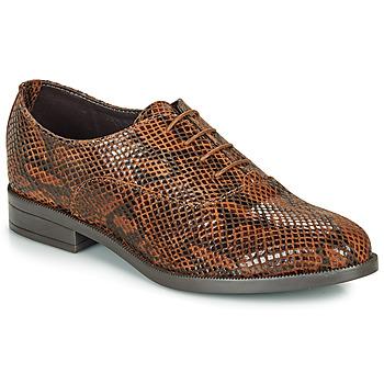 Sapatos Mulher Sapatos André MOBI Castanho