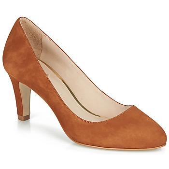 Sapatos Mulher Escarpim André LINAS Camel