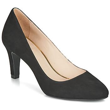 Sapatos Mulher Escarpim André LINAS Preto