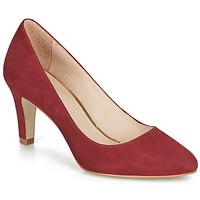 Sapatos Mulher Escarpim André LINAS Vermelho