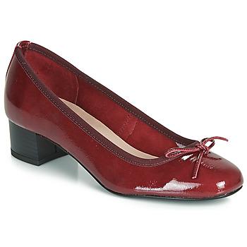 Sapatos Mulher Sabrinas André POEME Vermelho