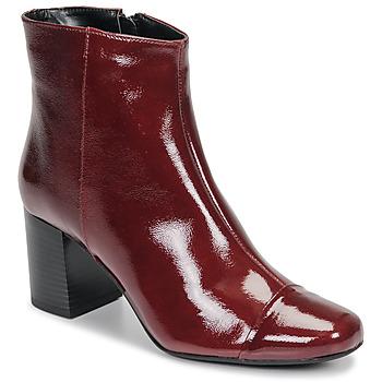 Sapatos Mulher Botins André LANA Vermelho