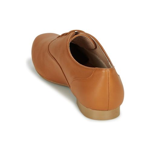Exquis André Sapatos Mulher Camel