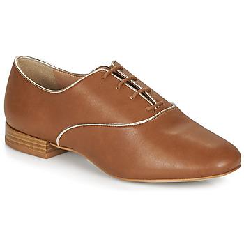Sapatos Mulher Sapatos André VIOLETTE Camel
