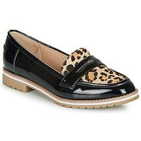 Sapatos Mulher Mocassins André PORTLAND Leopardo