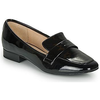 Sapatos Mulher Mocassins André LYS Preto / Verniz