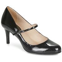 Sapatos Mulher Escarpim André LUCIOLLE Preto / Verniz