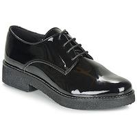 Sapatos Mulher Sapatos André NANEL Preto / Verniz
