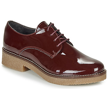 Sapatos Mulher Sapatos André NANEL Bordô