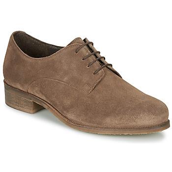 Sapatos Mulher Sapatos André LOUKOUM Castanho
