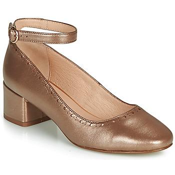 Sapatos Mulher Escarpim André LAUREATE Dourado