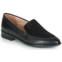 Sapatos Mulher Mocassins André NAY Preto