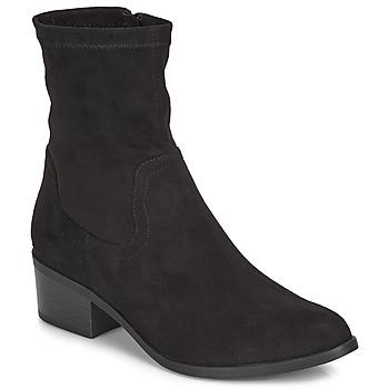 Sapatos Mulher Botas baixas André NITOUCHE Preto