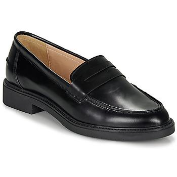 Sapatos Mulher Mocassins André NERE Preto