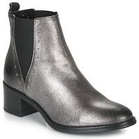 Sapatos Mulher Botas baixas André NEWBURY Prateado