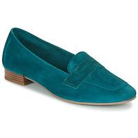 Sapatos Mulher Mocassins André NAMOURS Azul