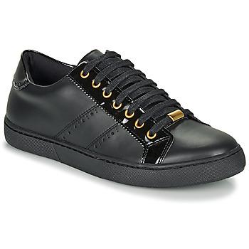 Sapatos Mulher Sapatilhas André BERKELEY Preto