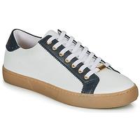 Sapatos Mulher Sapatilhas André BERKELEY Branco