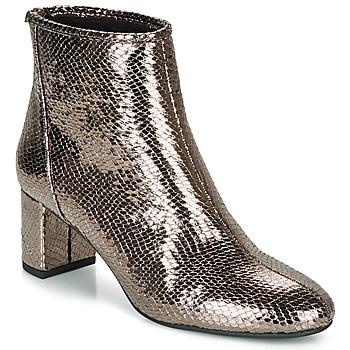 Sapatos Mulher Botins André LEADERSHIP Bronze