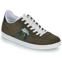 Sapatos Mulher Sapatilhas André SPRINTER Verde