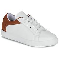 Sapatos Mulher Sapatilhas André BAILA Branco