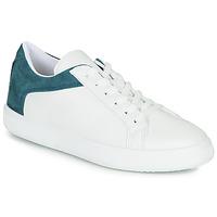 Sapatos Mulher Sapatilhas André BAILA Verde