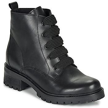 Sapatos Mulher Botas baixas André ELISE Preto