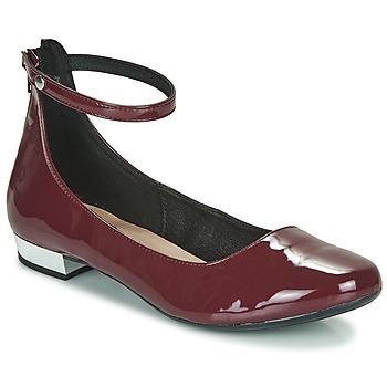 Sapatos Mulher Escarpim André LEOSA Bordô