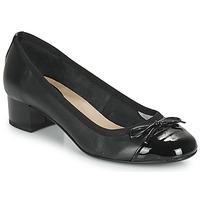 Sapatos Mulher Escarpim André POEMINE Preto