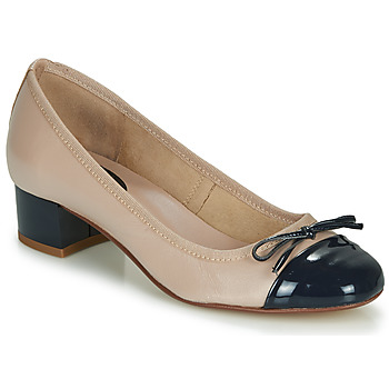 Sapatos Mulher Sabrinas André POEMINE Bege