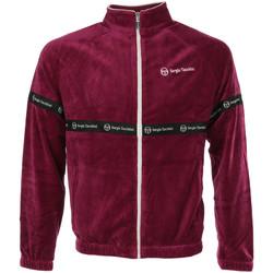Textil Homem Casacos fato de treino Sergio Tacchini Original Sweater Vermelho