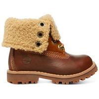 Sapatos Criança Botas baixas Timberland Auth 6in shrl bt Castanho